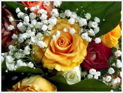 Blumenstrauss Muttertag