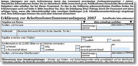 Formular-L1-Arbeitnehmerveranlagung-1